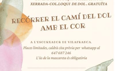 XERRADA DE DOL AMB EL COR