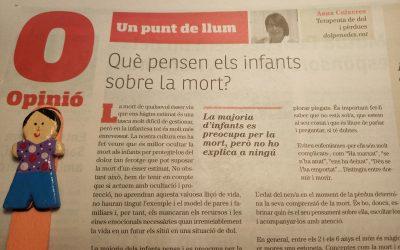 QUÈ PENSEN ELS INFANTS SOBRE LA MORT?
